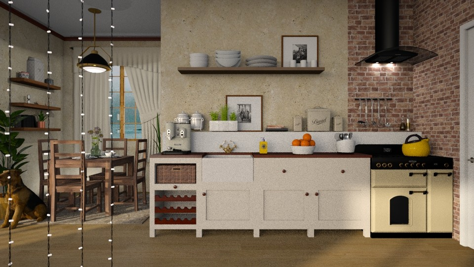 Small kitchen 2 - Kitchen - by Just Bee