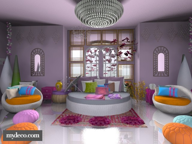 colourful  - Eclectic - Bedroom - by asifgoldpk