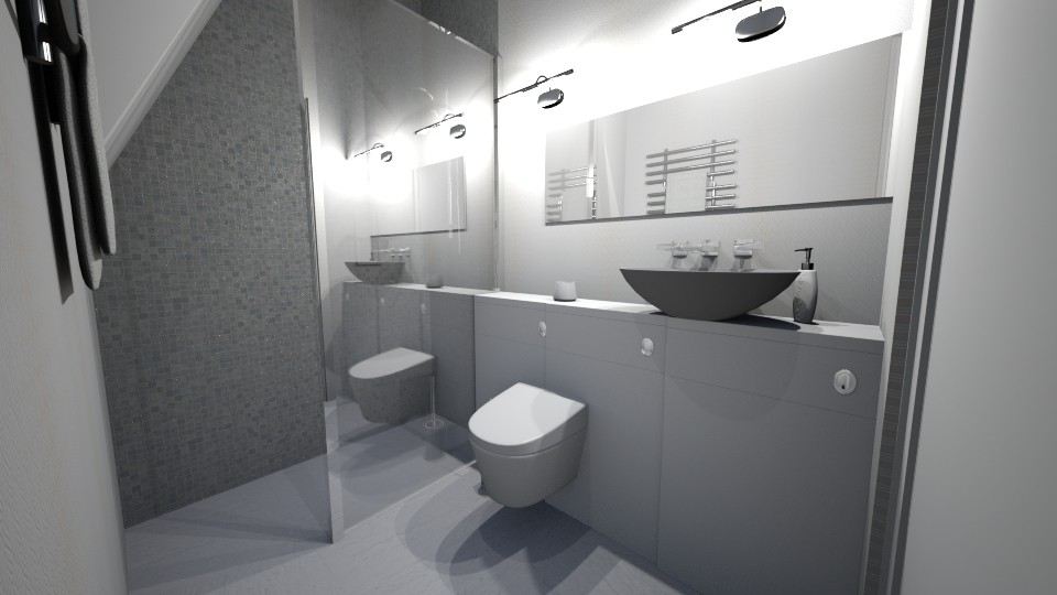 toaleta goscinna zgory - by oldzi92