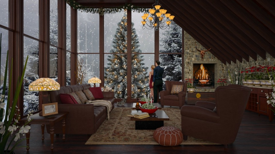 Design 348 The Christmas Tree - by Daisy320