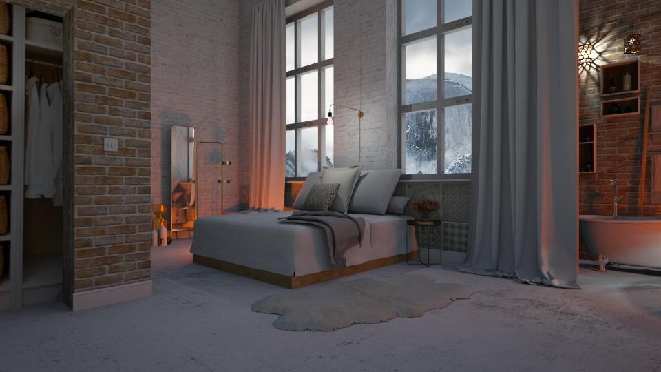 Cozy_Bedroom - by bird14