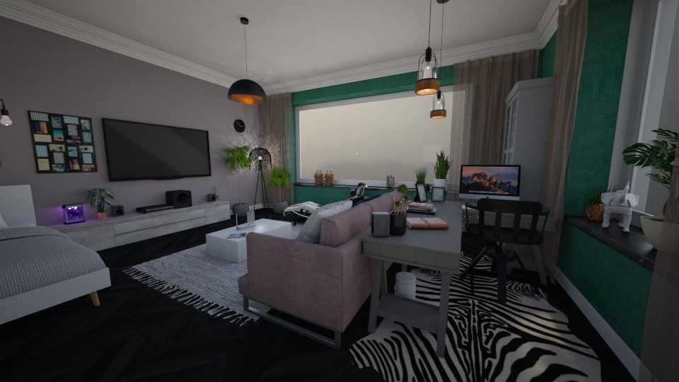 Relax and study in bedroom - Living room - by TRMVM