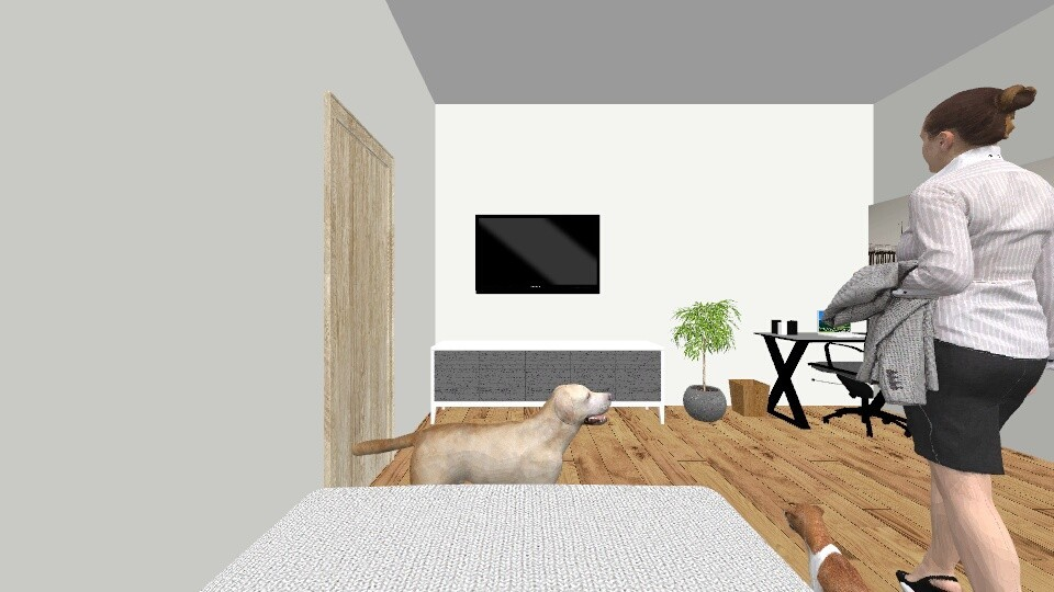 my room - Modern - Bedroom - by thani