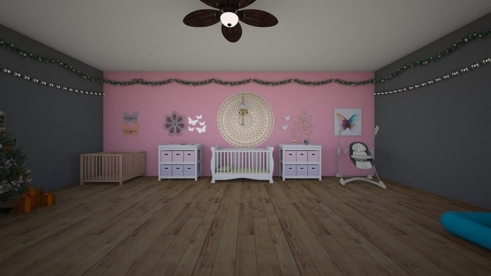 oops - Kids room - by jaidyncalvert
