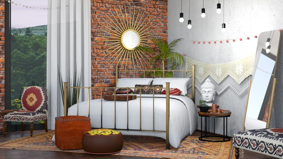 awoken - Eclectic - Bedroom - by annator