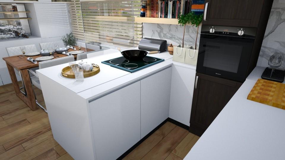 New kitchen - by Dolika