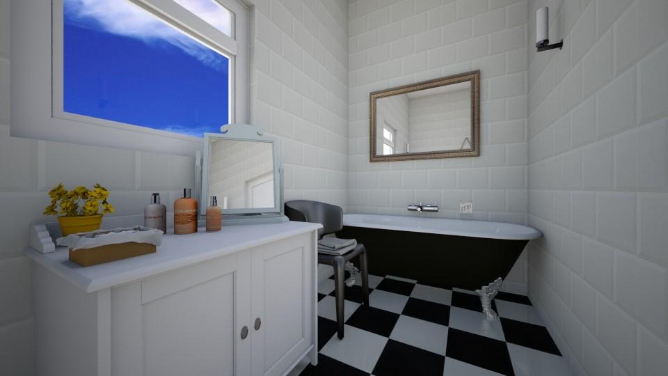 bath - Classic - Bathroom - by MietazHerbata