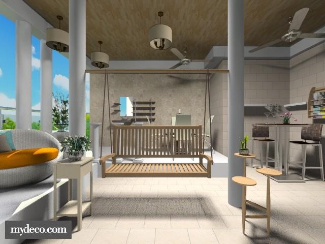 Mi Casa Impiana - Modern - by Siti Idrus