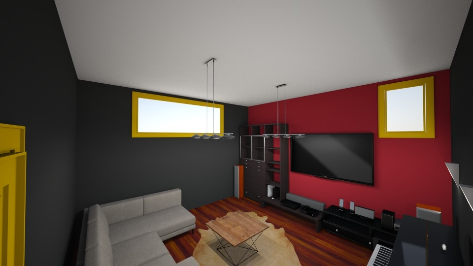 CINEMA - Modern - Living room - by MarquiGames