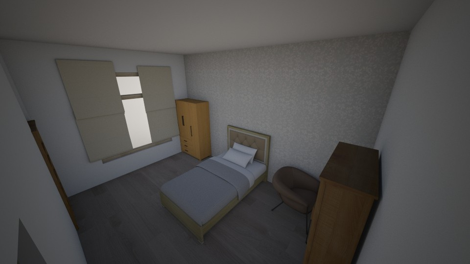 bedroom - Bedroom - by martuks