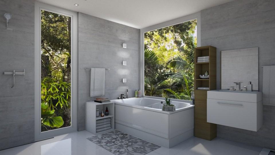 yuif - Bathroom - by mashusirjak