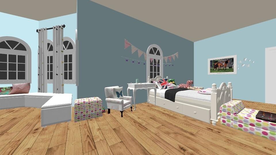 Noel - Kids room - by emsph