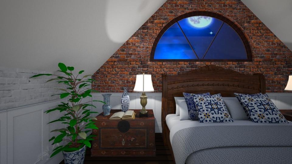 Loft 621 - Bedroom - by TeA design Belgrade