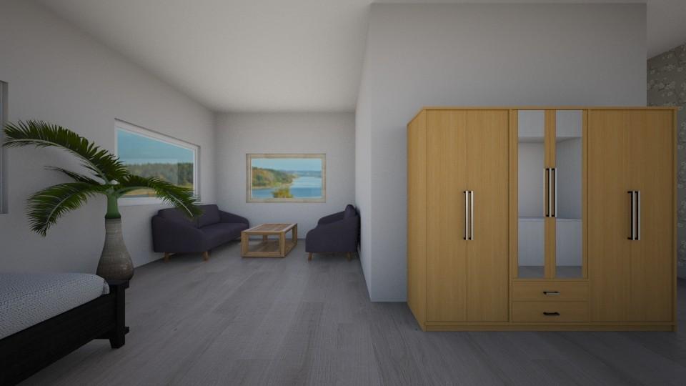doors and windows - Bedroom - by martuks