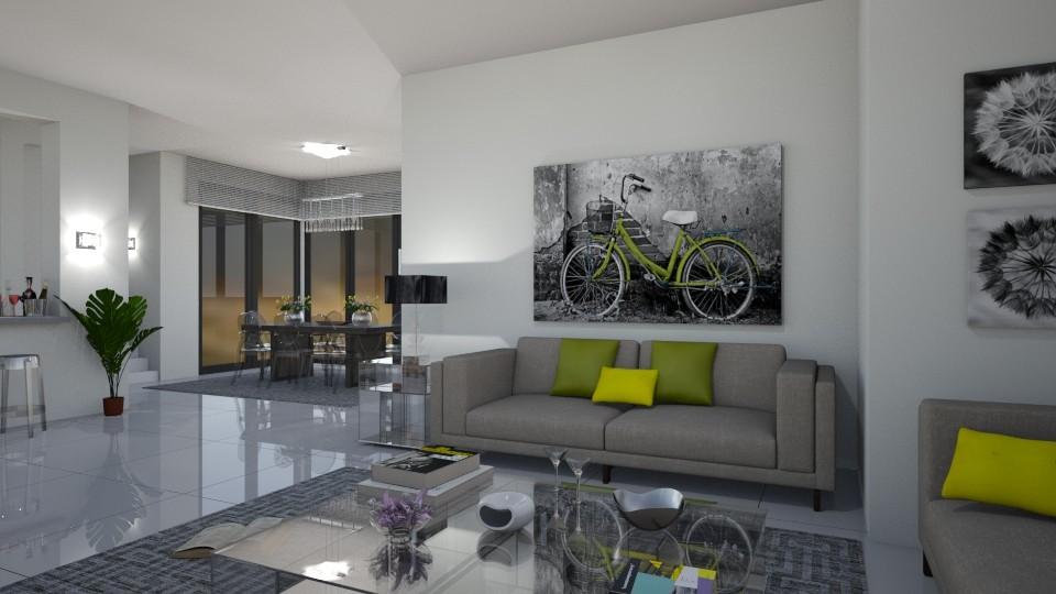 11a102017 - Modern - Living room - by matina1976