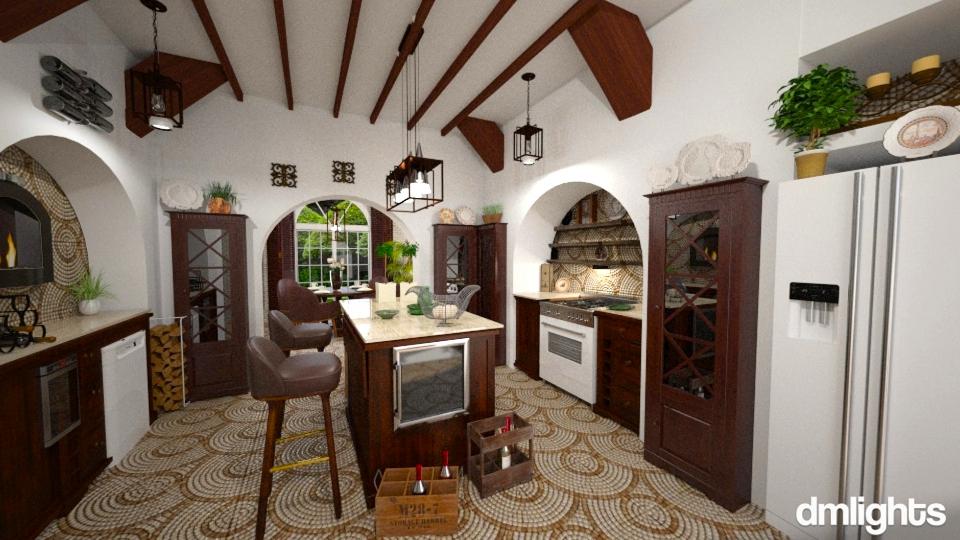 Bordeaux - Kitchen - by Lackew