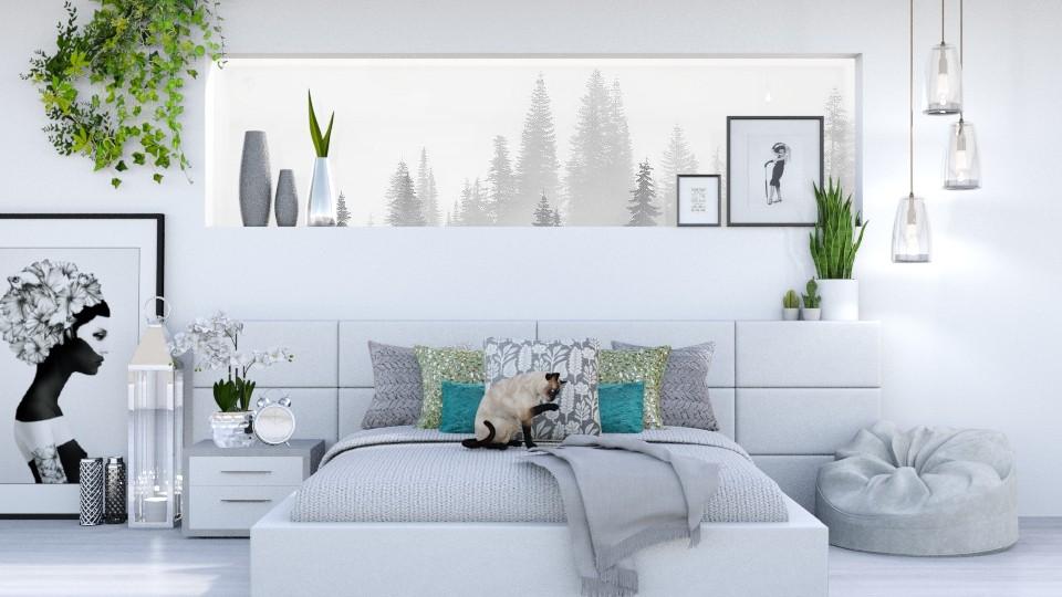 Minimal - Bedroom - by Zephyrs
