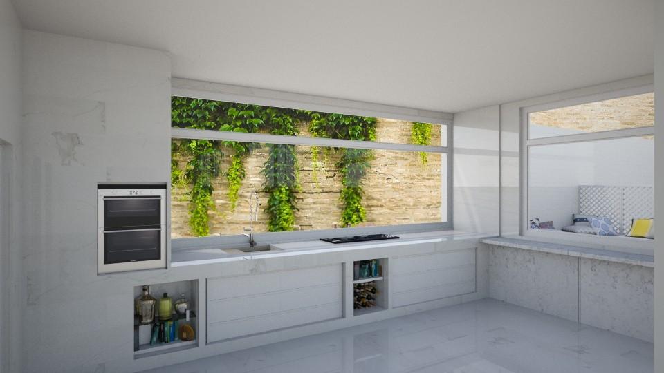 bvlt kitchen - by daniellelouw