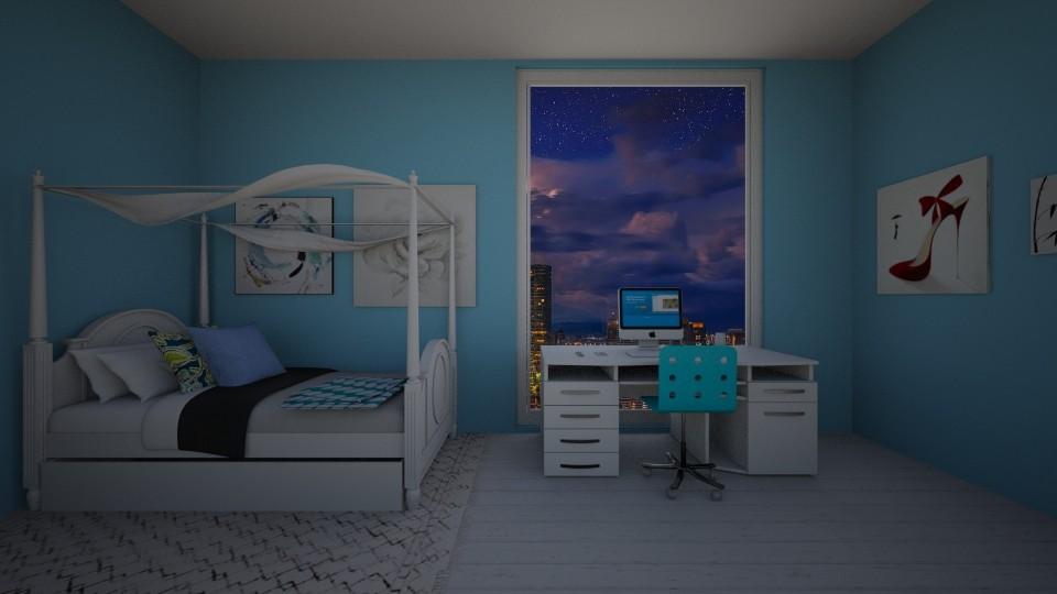 Design 18 - Bedroom - by Crazy cat girl 10