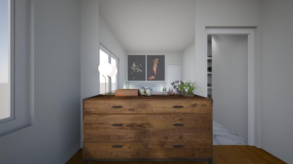 goztepe master bedroom - by maartjefijen