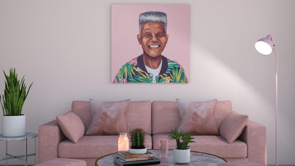 pink - by Dayanna Vazquez Sanchez