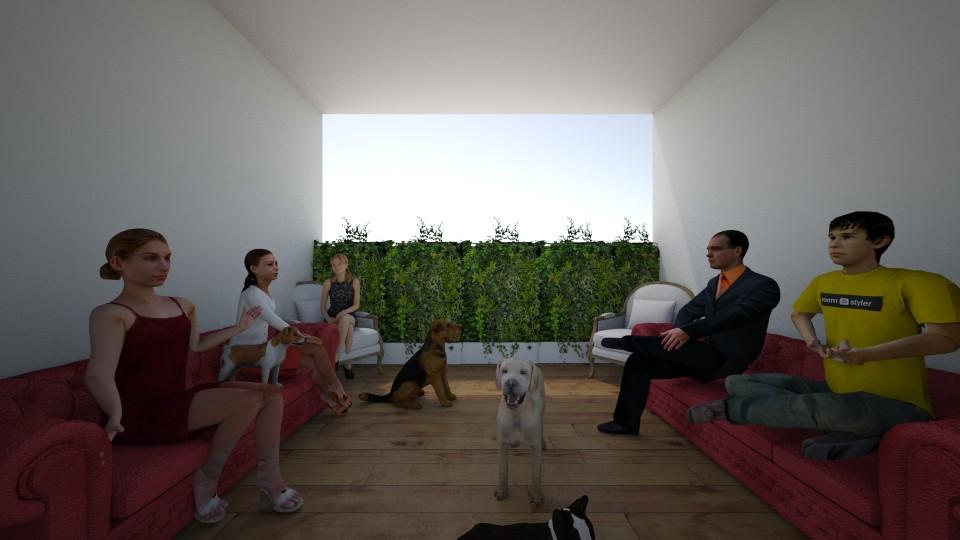 pleais like - Living room - by GBNB