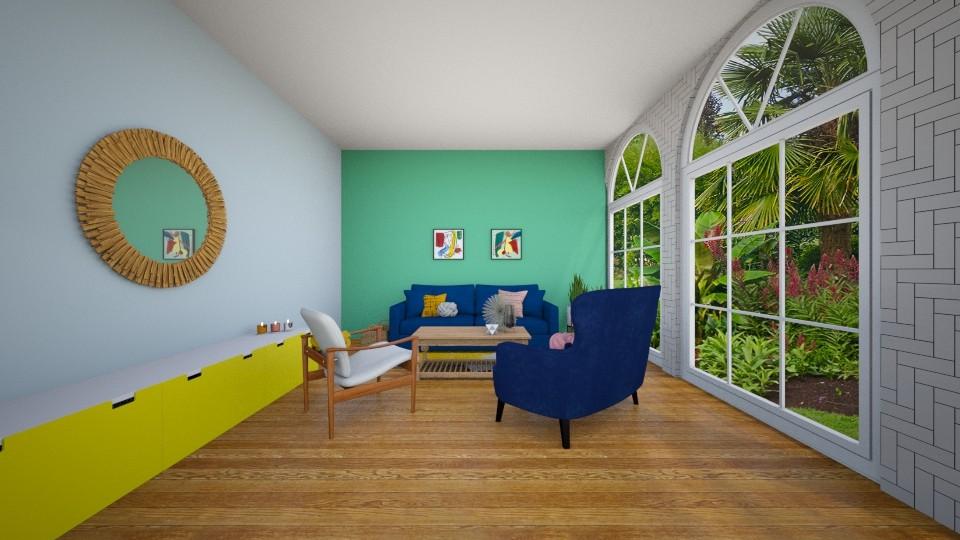 micemod - Living room - by mcKAY Design