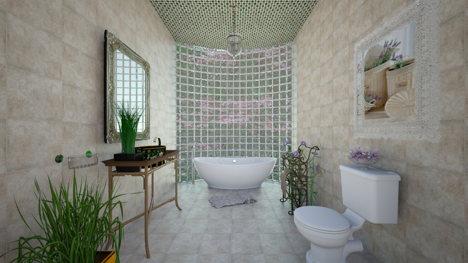 Valse Sentimentale - Bathroom - by Sara alwhatever