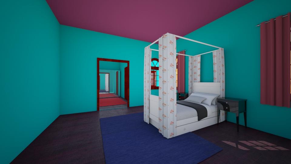 dream room 2 - Bedroom - by jcflynn