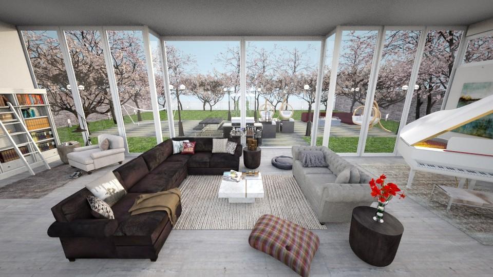 mmmmmm - Living room - by viviruiz14_