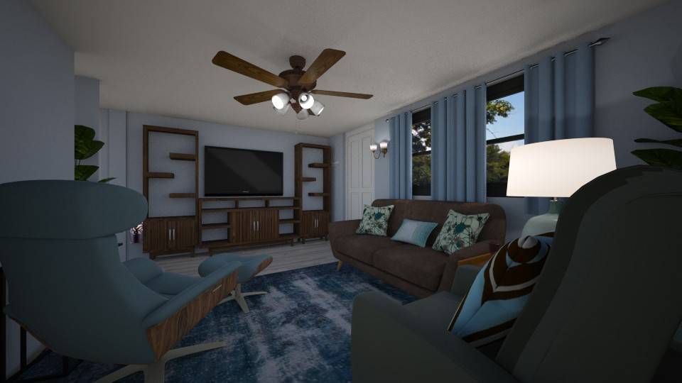 Our New House LR - Living room - by sherryDN