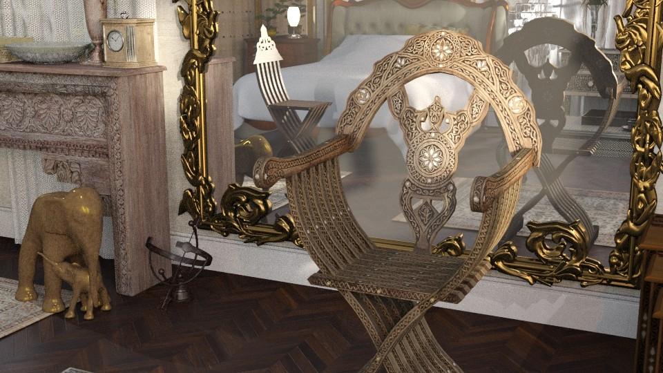 Exquisite  - Vintage - Bedroom - by anchajaya