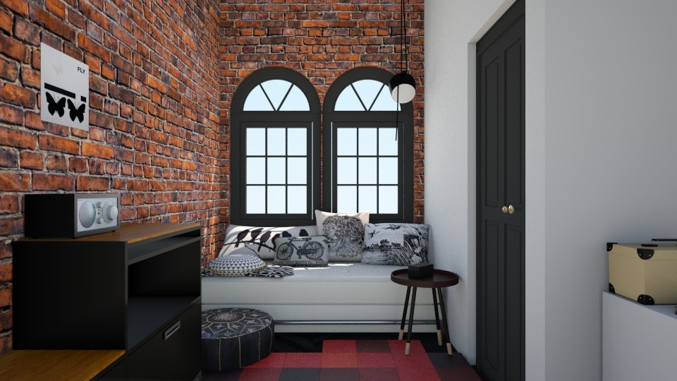 Rebel - Modern - Bedroom - by love Tully love