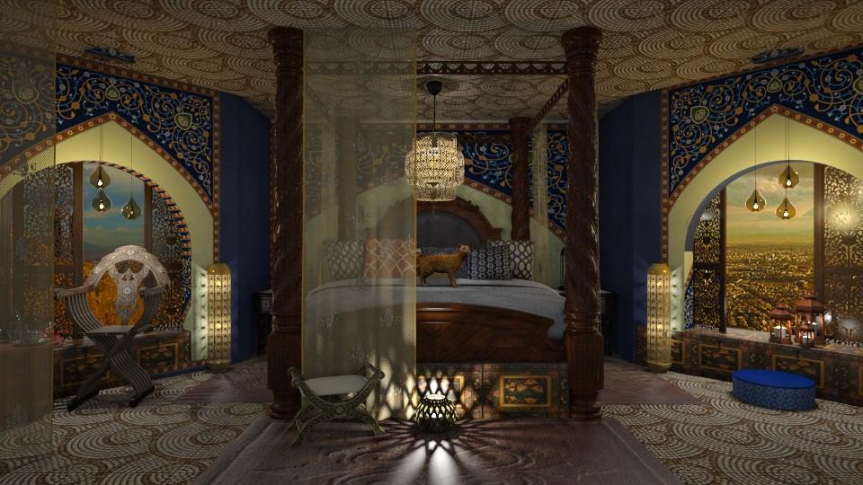 Original Syrian Design - by marocco
