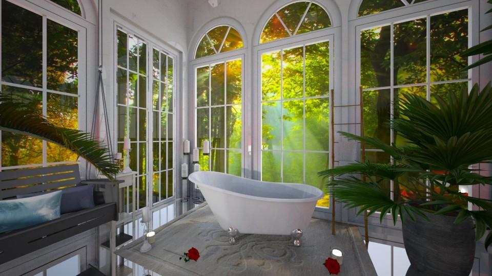 Salle de bain - by Sparowely