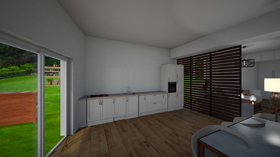 Cristina - Bedroom - by CristinaCostandache