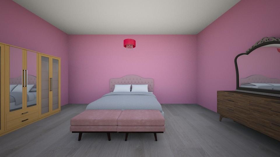 Princess bedrom - Bedroom - by LuckyVicky
