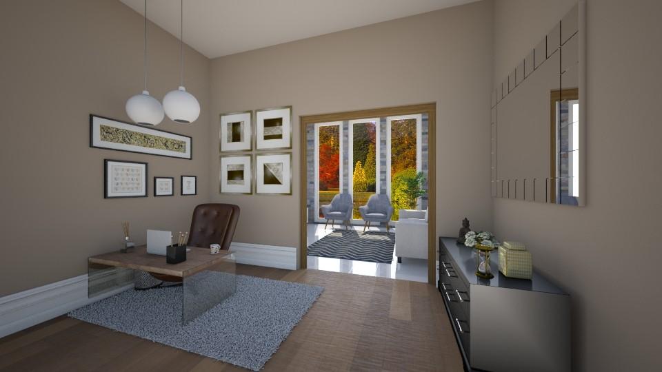 living up - Living room - by camivieira94