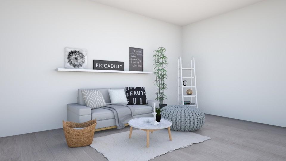 Confetti Daydreams - Modern - Living room - by kristina_bina