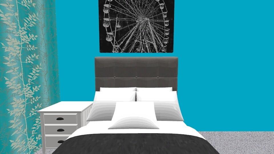 Bedroom - Modern - Bedroom - by Vanessapoon