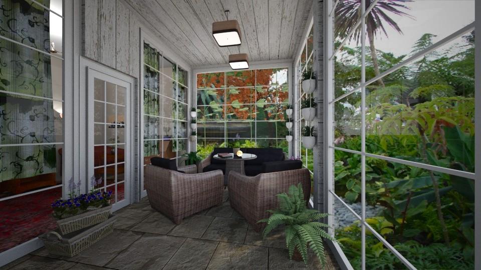small terrace - by ilcsi1860