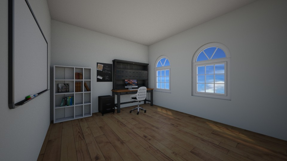 Office - Office - by BrynnWisse