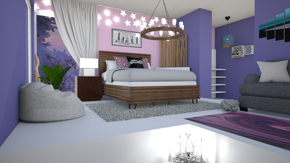 reMode_anjaam - Bedroom - by RaeCam