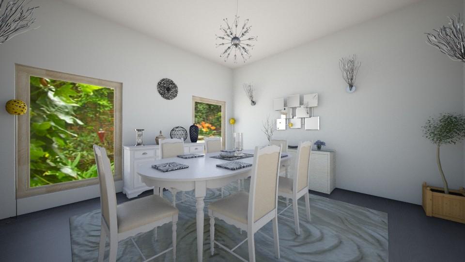 diningroom - Dining room - by zainizaheer