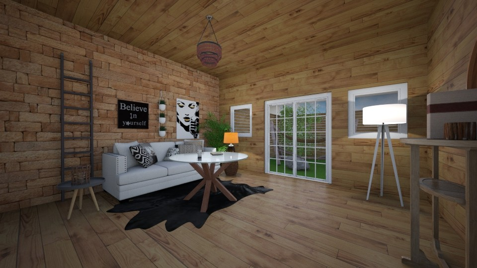 relax mood - Living room - by 321simple