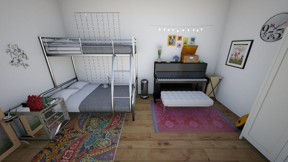 Rathburn - Bedroom - by EliasFaye
