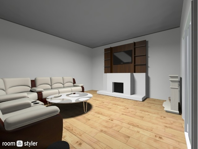Lounge Area Modern Living Room By Minecraft Is Awesome 939