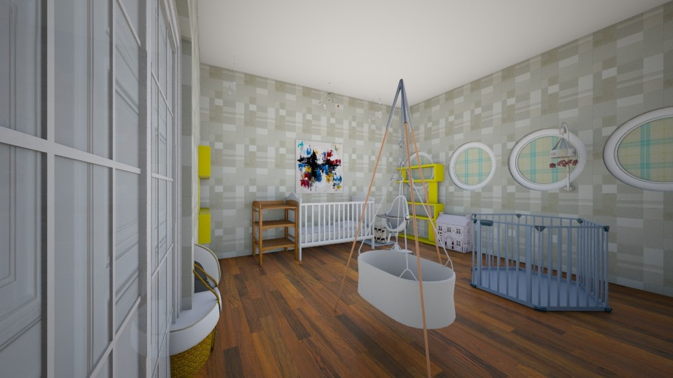 more kids - Modern - Kids room - by Spider13