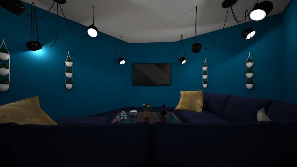 Cinema Contest - Modern - by udanielle12