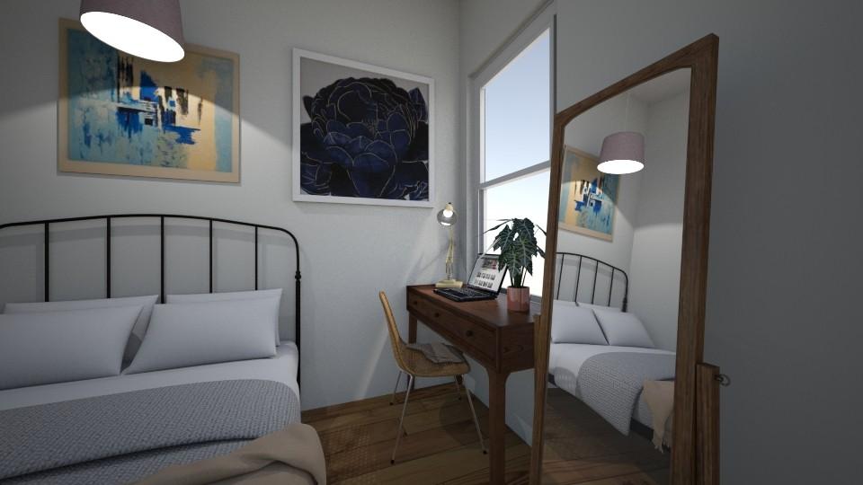 Bedroom - by crystalocean